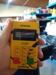 Título do anúncio: Máquina de cartão MINIZINHA