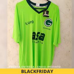 Título do anúncio: Camisa Guarani Futebol Clube - Nova Com Etiqueta - Lupo