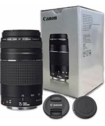 Lente Canon Ef 75-300mm F / 4-5.6 III