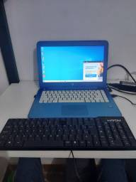 Netbook hp strem 13 polegadas em bom estado