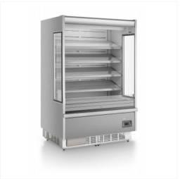 Refrigerador vertical aberto (fran)