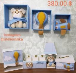 Título do anúncio: Kit higiene e nichos mdf decoração BB