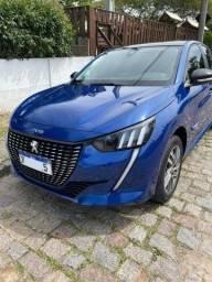 Título do anúncio: Peugeot 208 Griffe - 2021