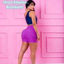 Título do anúncio: Short empina bumbum fitness de academia