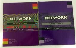 Livros De Inglês Network 2 Usados Na Cultura Inglesa