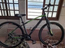 Bicicleta ciclismo nenhuma vez usada com nota fiscal