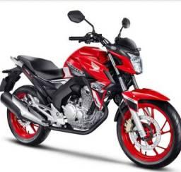 Honda twister (compro)