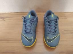 Chuteira Society Nike Mercurial Vapor VI Academy Infantil