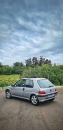 Título do anúncio:  Peugeot 106 Quiksilver 1.0 Turbo com DH e TETO SOLAR