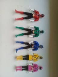 Título do anúncio: Power Rangers bonecos