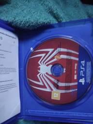 Título do anúncio: Mídia física homen aranha PS4
