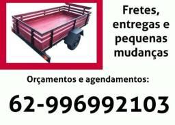 Título do anúncio: frete barato em Goiânia