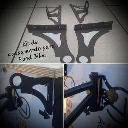 Kit de acabamento para Food Bike