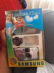 Título do anúncio: Camera analogica samsung maxima dlx