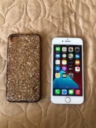 Apple iPhone 8 256gb Cor Prata