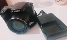 Câmera canon  30x hd optical zoom