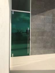 Título do anúncio: Fumê espelhado verde