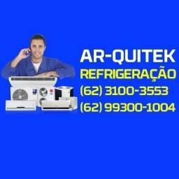 Título do anúncio: Instalação de Ar condicionado e elétrica