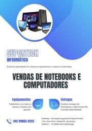 Título do anúncio: Vendas Notebooks e Computadores
