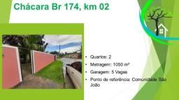Título do anúncio: casa comunidade São João - R$ 250 mil