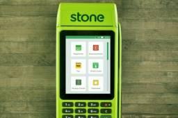 Título do anúncio: maquininha de cartao ton stone