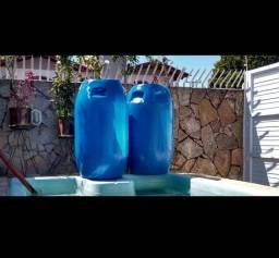 Título do anúncio: Reservatórios para água da chuva, resíduos, etc...