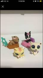 Título do anúncio: 5 Littlest Pet Shop