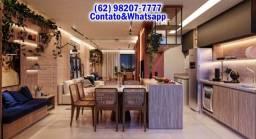 Título do anúncio: Apartamento - 2 e 3 quartos - Res. Catena - Setor Aeroporto