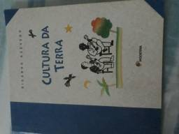 Vendo o livro cultura da terra