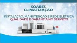 Título do anúncio: Limpeza de central de ar