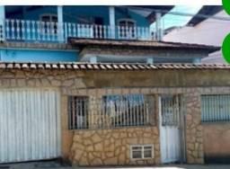 Casa no bairro Louriçal, em frente ao DER