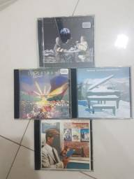 CDs diversos artistas