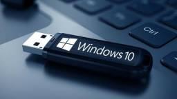 CD de instalação windows 7 ja ativado todas versões e windows 10 e pendrive