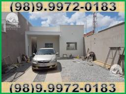 Casas Novas Em Construção Toda No Porcelanato, 3 Quartos, Suíte, Araçagi.