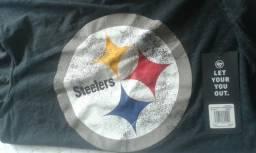 Camisa Original Pittsburgh Steelers P Camiseta Nfl Futebol