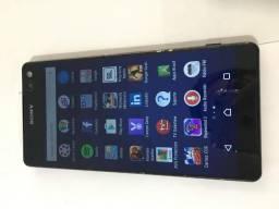 Smartphone Sony Xperia C5 Ultra dual chip usado