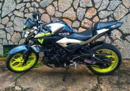 Moto MT-03 ABS, único dono - 2017