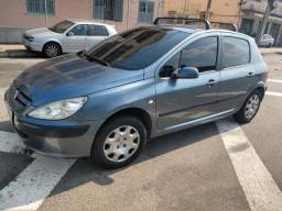 Peugeot 307 Presence 1.6 2005 completo - 2005