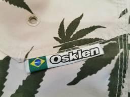 Bermuda Osklen cannabis original 44