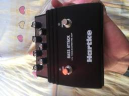 Pedal Hartke Bass Attack Preamp