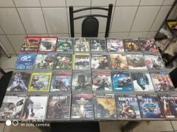 Jogos para PS3 30 cada não faço entrega.