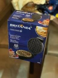 Máquina de Waffle Britânia