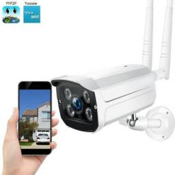 Entrega Grátis * Câmera Externa Wifi IP * Chame no Whats