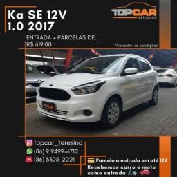 Ford Ka SE 1.0 12V 2017 - 2017