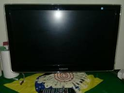 Tv monitor lcd samsung 24 pol