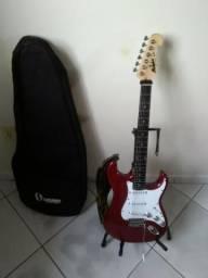 Vendo guitarra tagima e acessórios