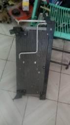 Condensador de Ar Corsa Novo 250,00 Radiador c/eletro ventilador Uno 96 por 250,00