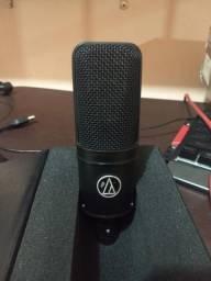 Condensador Audio Technica At4033 Japones profissional