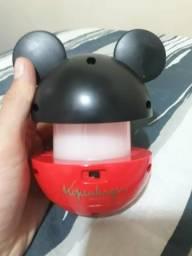 Luminária do Mickey