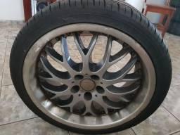 Vendo ou troco rodas 17 BINNO
